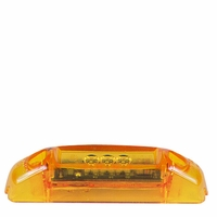 Piranha � LED   M160A-24V   Amber, 24-Volt   Thin-Line Clearance/Side Marker Light