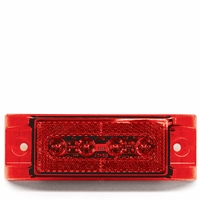 Piranha � LED   M188R   Red   Clearance & Side Marker Light (2-Wire)