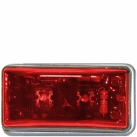 Peterson M191R LED Stud Mount Marker Light