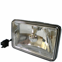 "PM   702C   LED Headlight, Low-Beam   4""x6"" Rectangular LED Headlights"