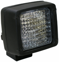 "PM   V506   55W 3""x3"" Square Flood Light   Square Halogen Work Light"