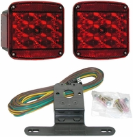 PM   V941   LED Trailer Light Kit   LED Rear Trailer Light Kit