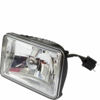 "PM   703C   LED Headlight, High-Beam   4""x6"" Rectangular LED Headlights"