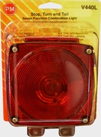 PM   V440L   w/License Light    Combination Tail Light