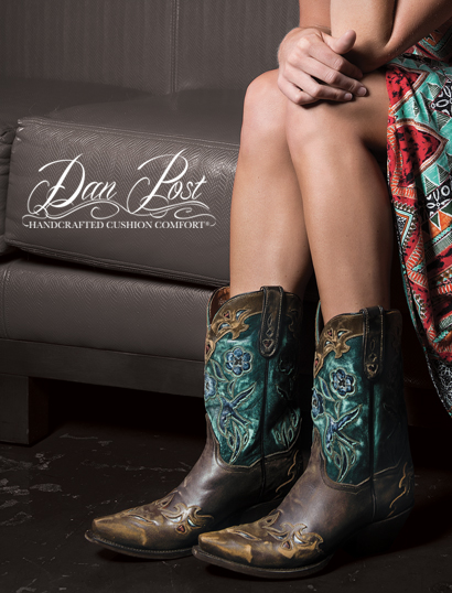 Dan Post Men's, Women's, and Childrens Western Boots.