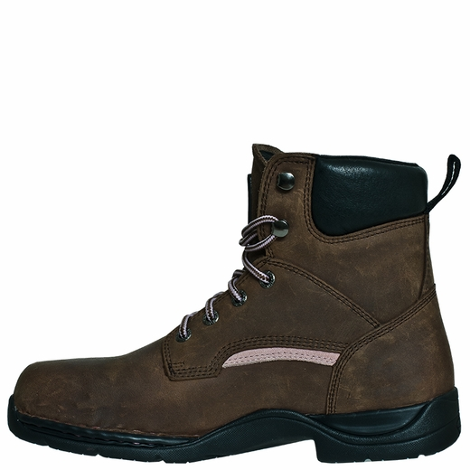 Steel Toe Lace-Up