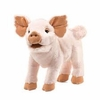Large Piglet Puppet by Folkmanis