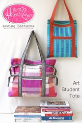 Art Student Tote