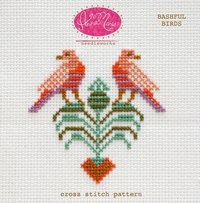Bashful Birds Pattern