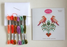 Bashful Birds Kit