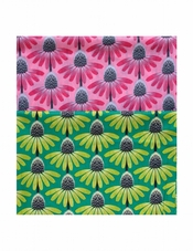 Echinacea Voile - by the yard
