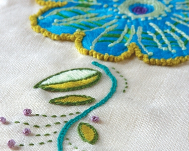 Embroidery Floss Palettes