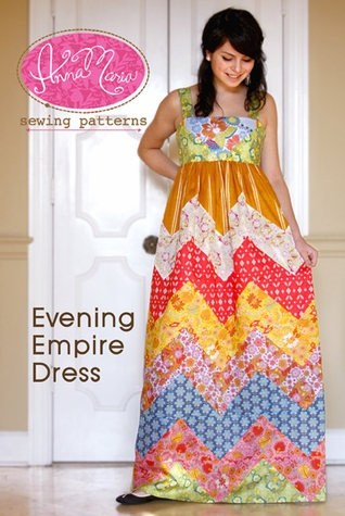 Evening Empire Dress