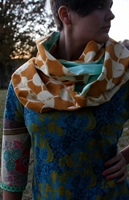 Figure Eight Velveteen Scarf Kits