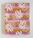 Floral Stripe Canvas