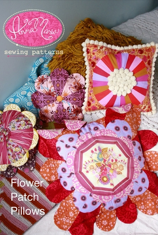 Flower Patch Pillows