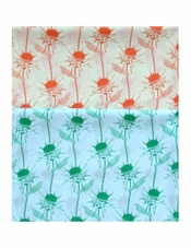 Mary Thistle Voile - by the yard
