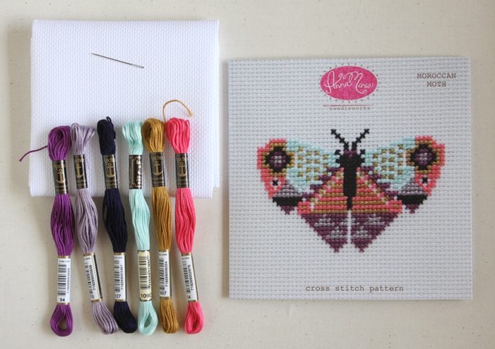 Moroccan Moth Kit