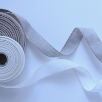 Narrow Linen Ribbon