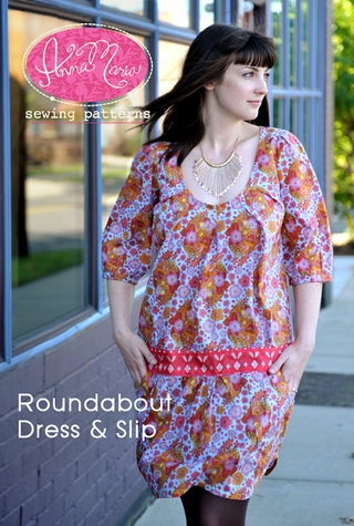 Roundbout Dress & Slip