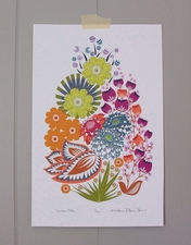 """""""Summer Totem"""" - SOLD OUT"""