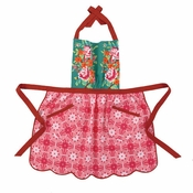 Teacups and Tiles Apron