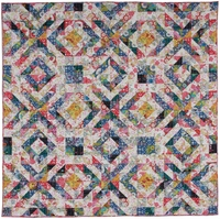 Three Part Harmony Quilt
