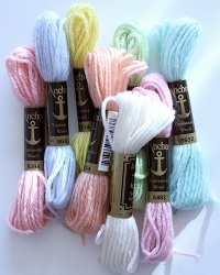 Tapestry Wool Palettes
