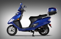 150CC Gas Moped SL150-26 (EPA & CARB approved)