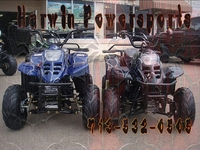 ATV-110L 110cc ATV with foot brake