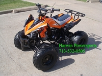"Youths ATV Rapidity 8"" Wheels Automatic with Reverse"