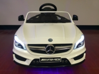 New Mercedes Kids Ride On Car
