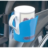 Ableware 706220003 Wheelchair Cup Holder Pack of 3