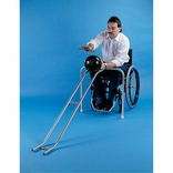 Ableware 712061000 Bowling Ramp 58 Inch Long