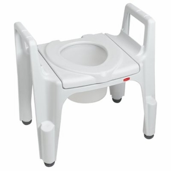 Carex Three-In-One Commode, 300 Lb
