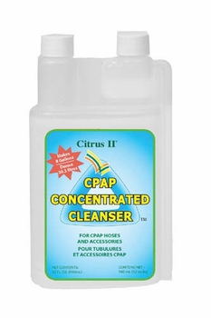Citrus II CPAP Mask Cleaner 32oz Concentrate