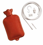 Mabis DMI Combination Douche Bag and Enema System with Water Bottle