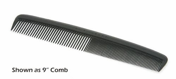 Combs Plastic 9   (Box of 12)