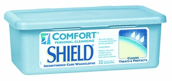 Comfort Shield with Dimethicone Tub  Pk/24
