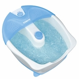 Conair FB5X Foot Bath with Heat, Bubbles, & Attachment