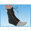 Core Lace Up Ankle Support Black, 6300 - X Large