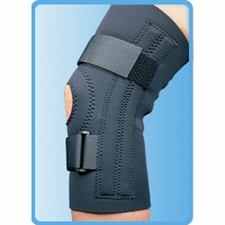 Core Standard Neoprene Knee Support, 6401-Large