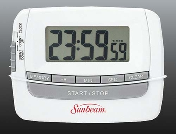 Digital Electronic Big and Bold Timer