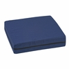 DMI� Polyfoam Wheelchair Cushion, Standard, Navy,