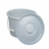 DMI� Universal Replacement Pail with Lid and Wire Handle, 12 qt.