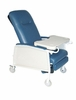 Drive Medical 3 Position Recliner in Blue Ridge