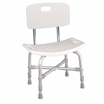 Drive Medical Bariatric Bath Bench with Backrest