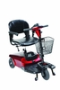 Drive Medical Bobcat 3 Wheel Compact Scooter