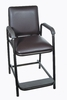 Drive Medical Hip High Chair with Comfortable Padded Seat