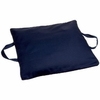 "Gel Foam Flotation Cushion, 16 "" x 18 "" x 2 "", Polyester/Cotton, Navy�"